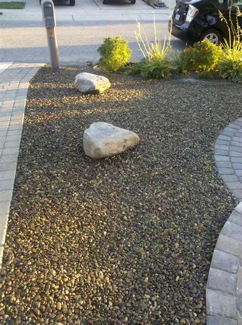How Much Area Does A Yard Of Gravel Cover by 1 Yard Of Gravel Coverage Home Improvement