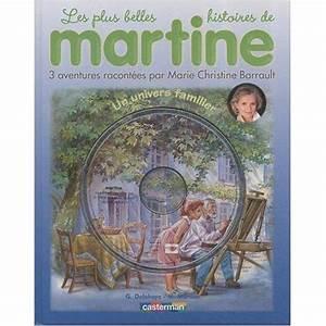 Tome 3: Un univers familier (Livre + CD) - Martine
