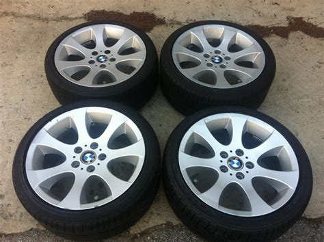 Bmw 335i Used Stock Wheels And Tires$250