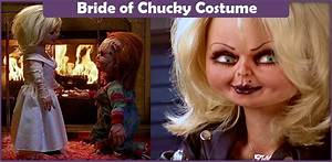 Bride of Chucky Costume - A DIY Guide - Cosplay Savvy