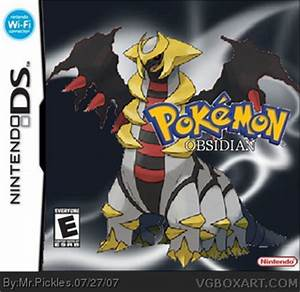 pokemon obsidian cover