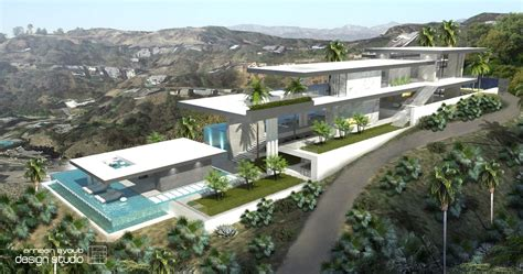 Hugo Sunset Plaza by Hilltop Residential Home Above Sunset Plaza In Los Angeles
