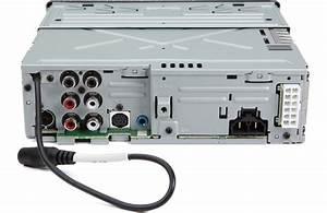Sony Mex Xb100bt Wiring Diagram