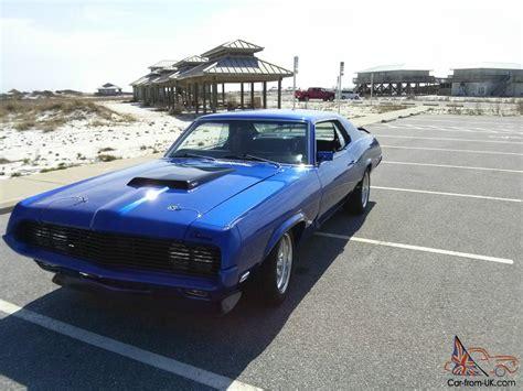 modded muscle cars custom 1969 mercury cougar resto mod 351w show muscle car