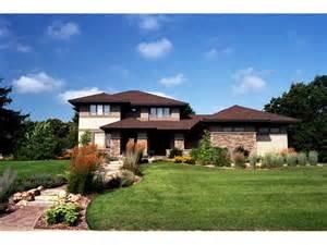 prairie home designs colville prairie style home plan 091d 0435 house plans and more