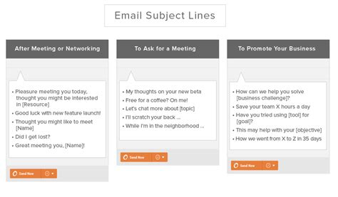 Follow Up Email Template For Business 12 Templates For Follow Up Emails After A Meeting