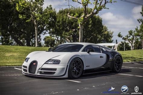 Bugatti Veyron 'pur Blanc' (1 Of 1 Supersport) [1600x1067