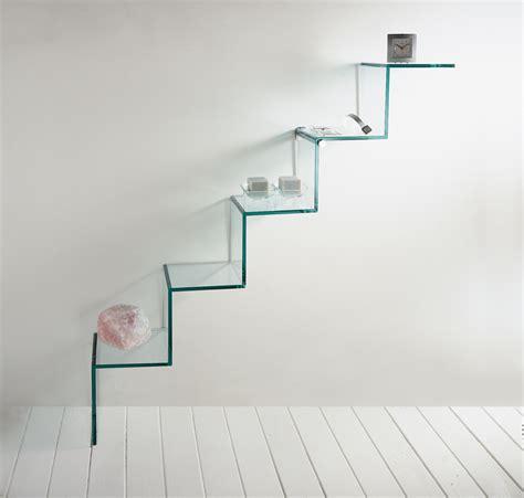 tonelli scala del cielo glass shelf tonelli design