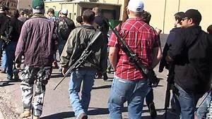 White Gun Nuts Plan To March Through Black Neighborhood ...