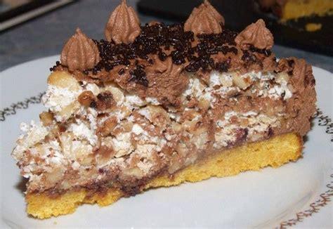 Torte Cielaviņa jeb brūnā bezē kūka in 2020 | Torte, Desserts, Food