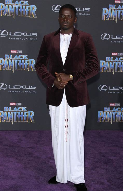 Black Panther premiere red carpet sees traditional African costume | Metro News