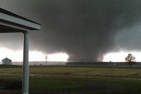 Brutal Storms Rip Through South And Midwest Killing 3