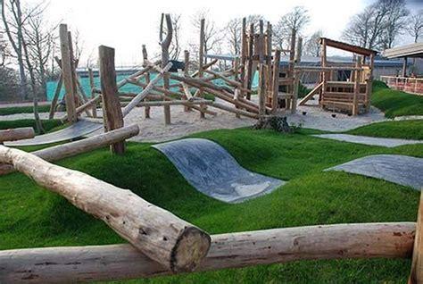 20 backyard playground design ideas for