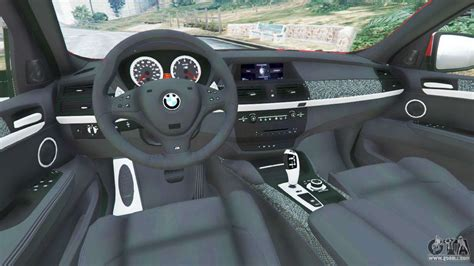 Bmw X6 M Modification by Bmw X6 M E71 For Gta 5