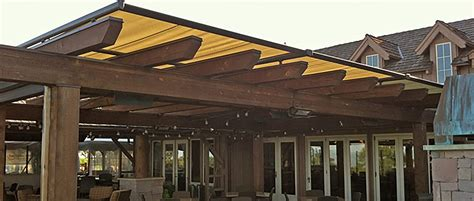 Durasol Pinnacle Structure Awning