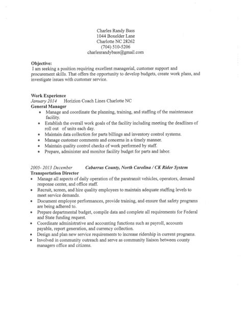 Resume Update by Resume Update 6