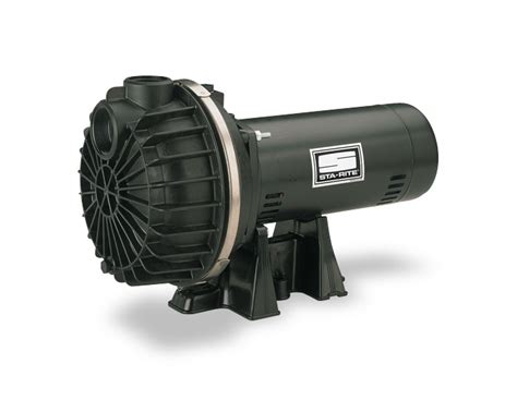 Sta Rite Irrigation Pump Parts