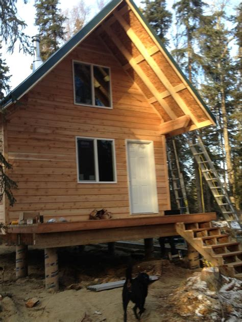 cabin    alaska small cabin forum
