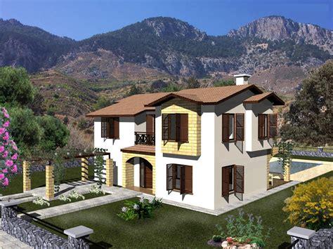 Cyprus Homes Property Modern Designs Exterior Views  New