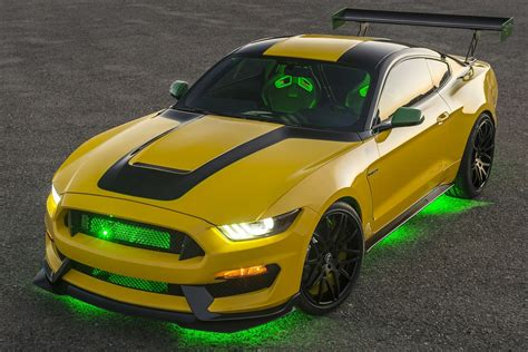 shelby ford mustang ole yeller autobe nieuws