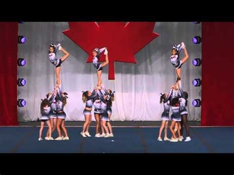 Ce Nationals 2013  Y3  Ultimate Canadian Cheer