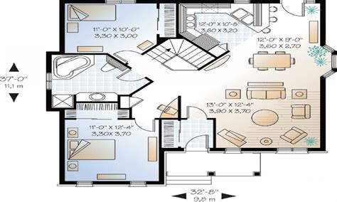 House Plans 5 Bedroom by Simple 5 Bedroom House Plans Two Bedroom House Plans