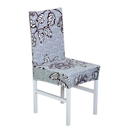 removable stretch dining chair cover protector slipcover