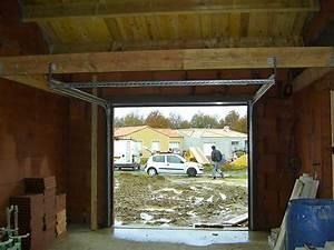 Montage Porte De Garage : montage porte sectionnelle ~ Dailycaller-alerts.com Idées de Décoration