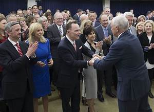 Megachurch Pastors and Their Wives Meet With Mike Pence ...