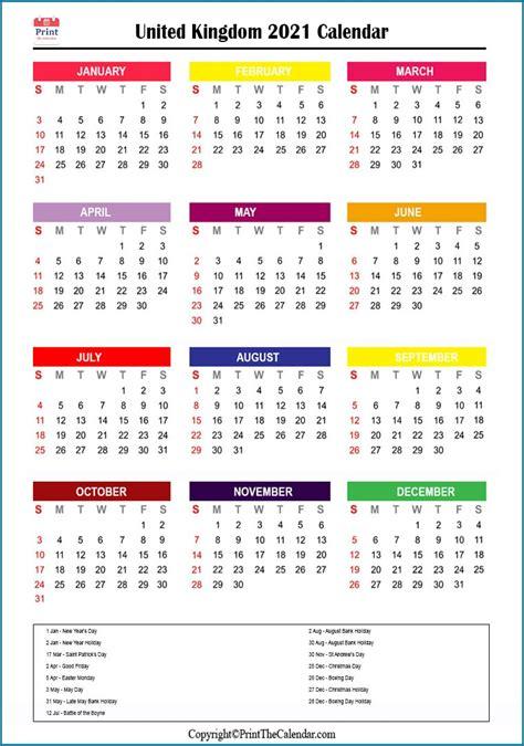 holiday calendar uk uk  holidays