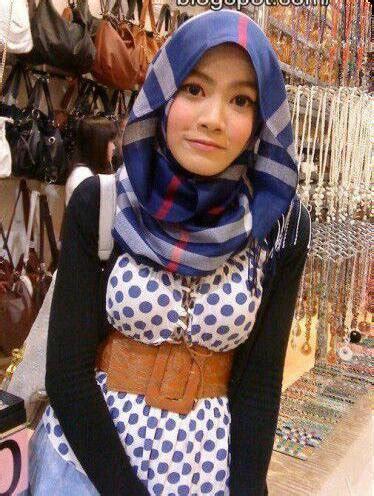 hijab seksi model hijab terbaru pamar jilboob