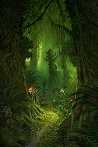Jungle by JonathanKirtz on DeviantArt