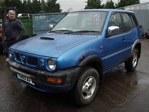 Nissan Terrano Ii Right Driver Offside Electric Wing
