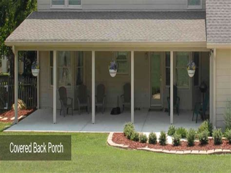 back porch designs for houses outdoor exciting back porch ideas for home design ideas