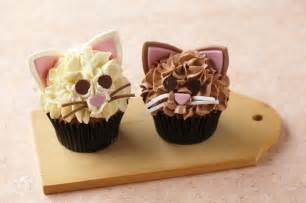 cat cupcakes kitty cat cupcakes ones i like