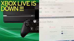 Xbox Live Outage Hotmail Skype And Other Microsoft