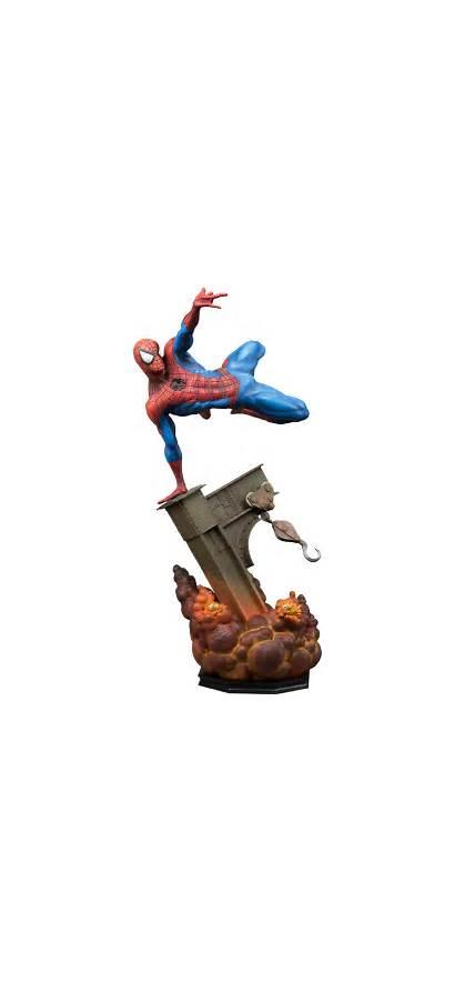 Spider Sideshow Collectibles Amazing Premium Format Figure