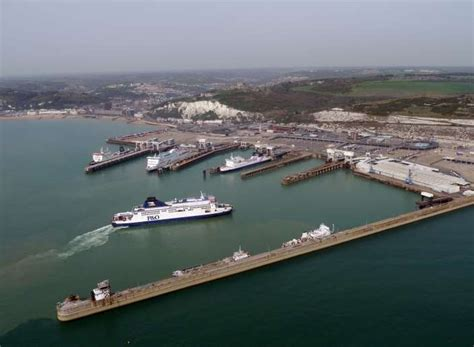 Growth Deal will improve the Port of Dover and the A20