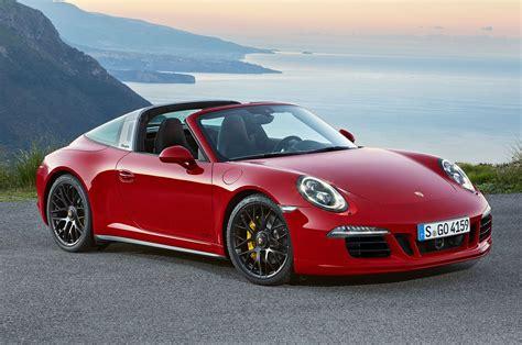 Porsche 911 Targa 4 Gts Revealed