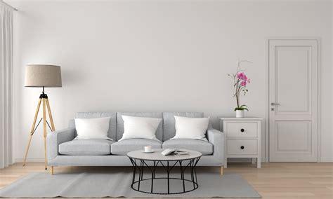 easily create  perfect minimalist living room