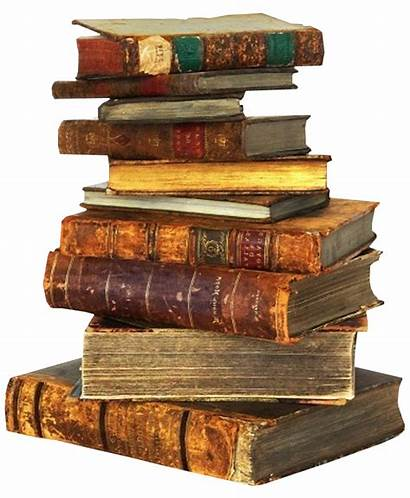 Books Clipart Transparent Pile Aesthetic Stack Scattered