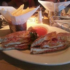 Chicken Parmesan Sandwich The Cheesecake Factory View