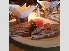 Chicken Parmesan Sandwich The Cheesecake Factory, View