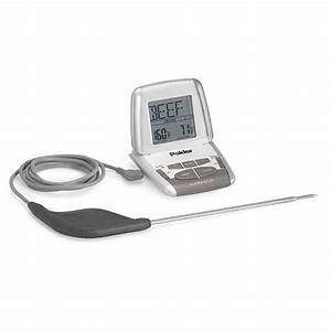 Polder Programmable Digital Cooking Thermometer