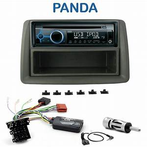 Poste Autoradio Jvc : autoradio 1 din fiat panda avec cd usb mp3 bluetooth fiat autoradios ~ Accommodationitalianriviera.info Avis de Voitures