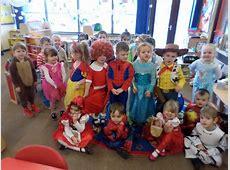 Nursery World Book Day 2017 Ysgol Cefn Mawr, Wrexham