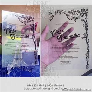 Wedding invitations maker in cebu picture ideas references for Wedding invitation maker in imus cavite