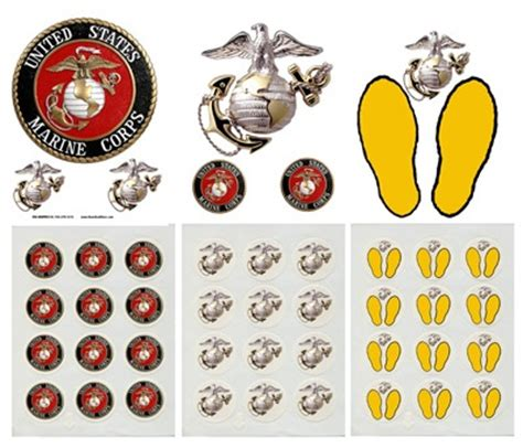 Marine Corps Decor by 29 Best Images About Boot Camp Graduation Party On Pinterest