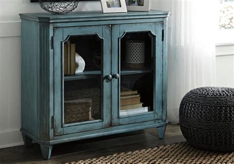 mirimyn accent cabinet antique grey barron 39 s furniture and appliance accents
