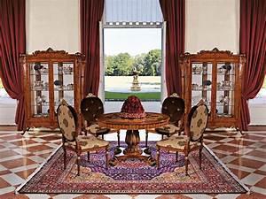 Eckbank Für Runden Tisch : runden tisch f r speises le im klassischen stil idfdesign ~ Bigdaddyawards.com Haus und Dekorationen